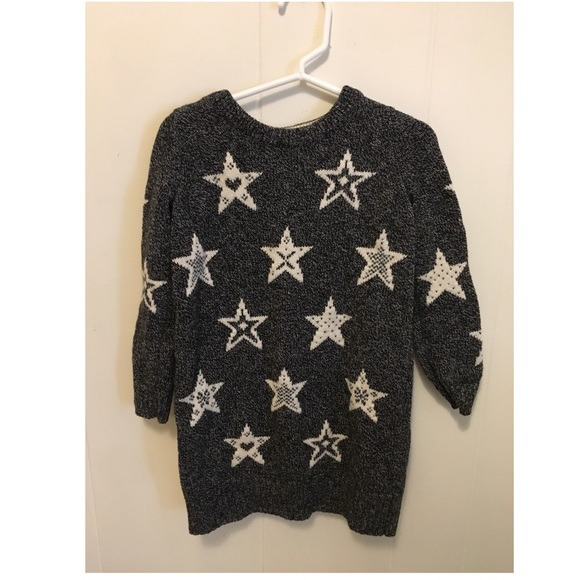 GAP Other - Baby Gap Girls Star Tunic Sweater